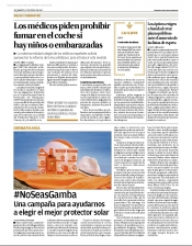 Captura Noticia aparecida en el diario Levante el 27 de junio