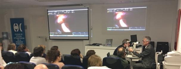 El COOCV lanza un vídeo para dar a conocer la labor del óptico-optometrista